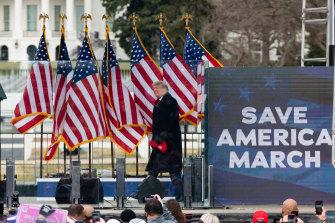 Confirman nexos entre campaña Trump y asalto al Capitolio