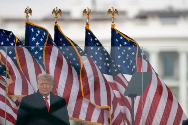 Trump promete transición ordenada