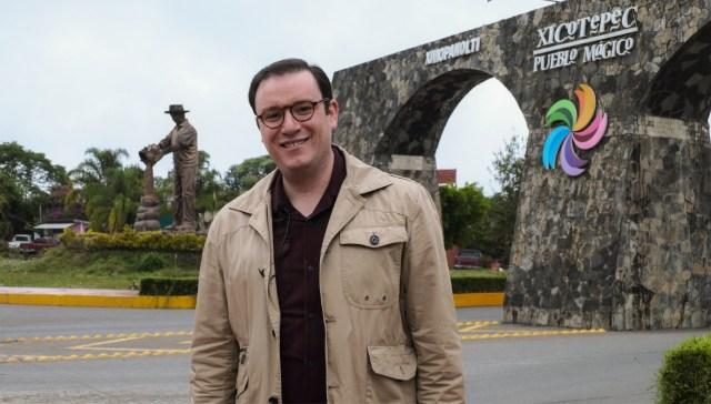 Nuestra lucha es por la Cuarta Transformación: Jorge Luis Fuentes Carranza