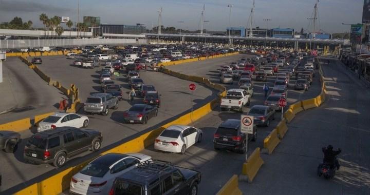 ¿Qué restricciones tendrá México en la frontera a partir del 19 de marzo?