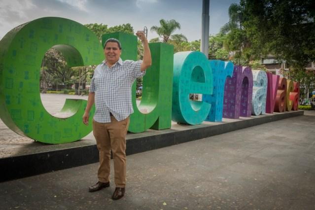 Con Cipriano Sotelo como candidato para PM de Cuernavaca se avanza con paso firme por el rescate de la ciudad capital