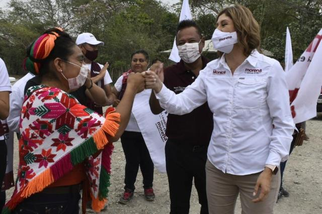El campo será prioridad para Dra. Mónica Rangel, candidata a la gubernatura de San Luis Potosí.