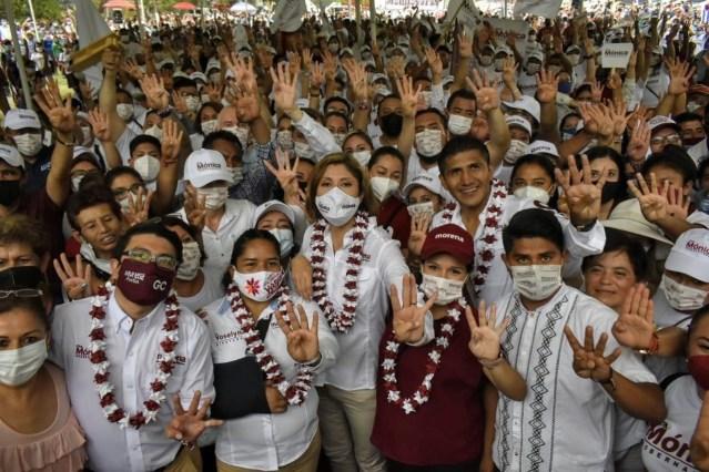 90 mil priistas se unen a proyecto de Dra. Mónica Rangel en San Luis Potosí