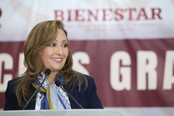 Son el mal del sistema los sindicalizados dentro de la salud en Tlaxcala: Lorena Cuellar