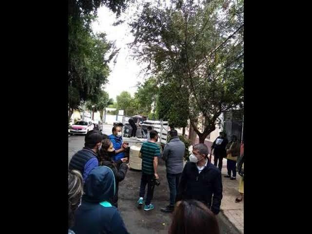 Contraloría de la CDMX investiga a Tabe por entrega de láminas y tinacos