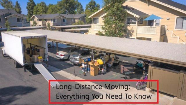 Long-Distance Moving