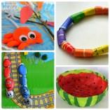 Creative-Kids-Sculpture-Art-Projects-from-Hand-Made-Kids-Art-B-Inspired-Mama