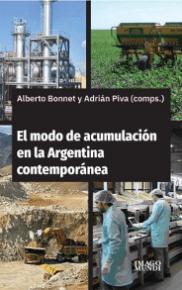 El modo de acumulación en la Argentina contemporánea