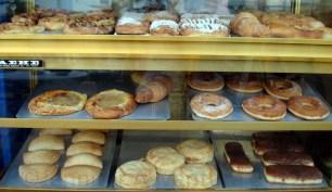 Big sweets in Santorini, Greece