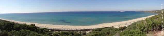 Stunning Panorama of my favourite beach