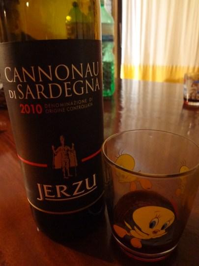 Cannonau di Jerzu