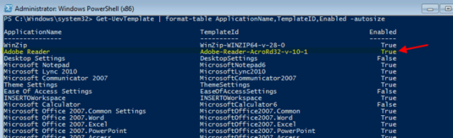 Managing ue v settings location templates with group policy lab geek ive already downloaded the template placed it in the settings template catalog configured for the ue v agent initiated the scheduled task to sync the toneelgroepblik Gallery