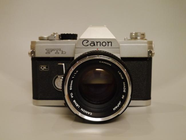 Canon FTb:レビュー(珍しい動物マーラについても)
