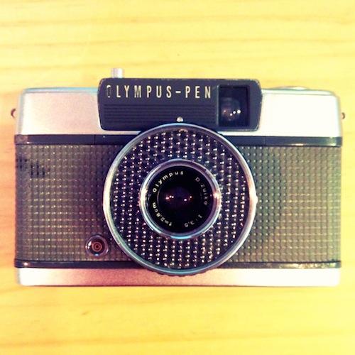 クラシックカメラはマスキングテープでカスタムすると可愛くなる!