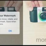 写真に透かしマーク(ウォーターマーク)を入れる時に使うiPhoneアプリ&Macアプリ