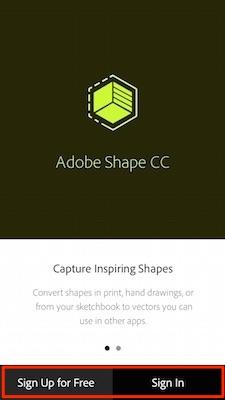 Adobe Shape CC
