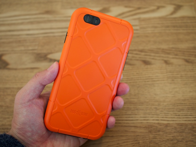 iPhone6用防水ケースWETSUIT