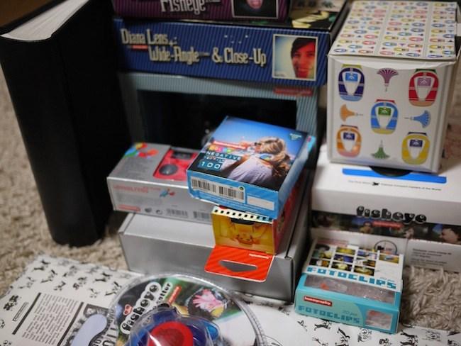 ロモの福袋(Lomography Lucky Box)開封レビュー