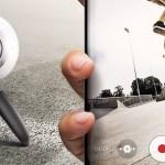 Gear 360(ギアー360)目玉のおやじみたいな全天球VRカメラ!
