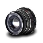 FED-5の標準レンズをミラーレス一眼で楽しもう!Industar-61 L/D 55mm f/2.8