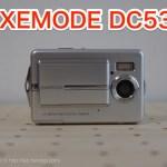 EXEMODE DC539(エグゼモード DC539)紫色の空が撮れる2007年発売のトイデジ!
