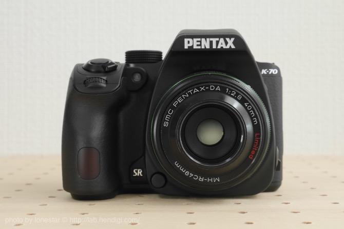 PENTAX K-70に三種類のレンズを取り付けてみた!完全オートでも綺麗に撮れる一眼レフ!