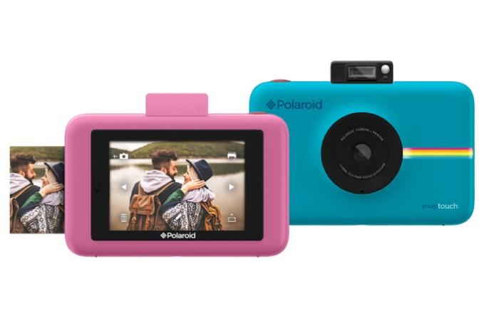 あのPolaroid Snapにタッチパネルモデルが登場!Polaroid Snap Touch!