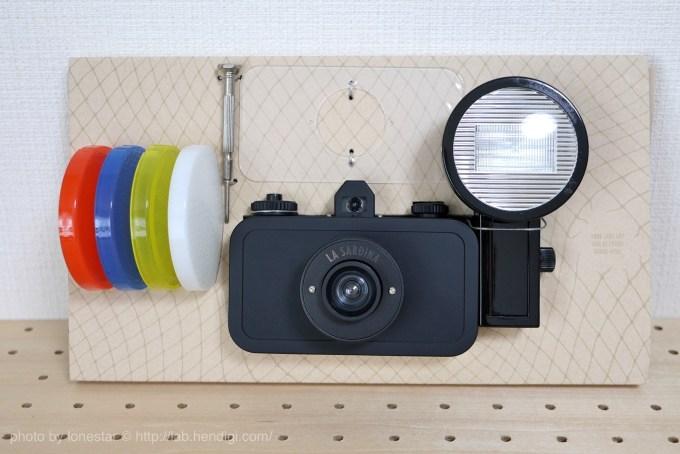 サーディン缶のようなフィルムカメラ「La Sardina」を使ってみました。22mmの広角レンズでドリーミーな写真が撮れる!