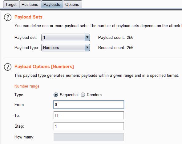 Payloads