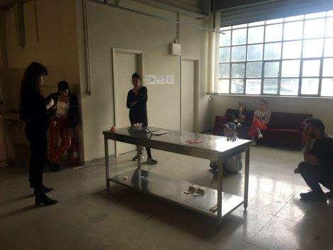 Enterprise Projects, Studio visit, ASFA Lab12