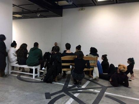 Leading and Following workshop, Kiriakos Hadjiioannou, ASFA Lab12