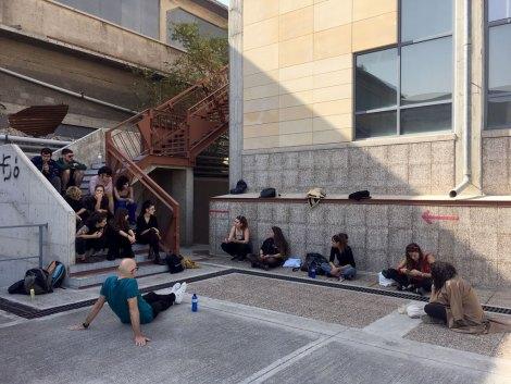 Visualizing a new School of Fine Arts, ASFA Lab12