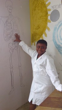 Widad Ali, 13, JHS 1