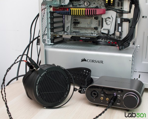 Review - Creative Sound Blaster AE-9 - lab501