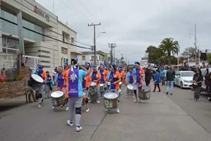Mil tambores