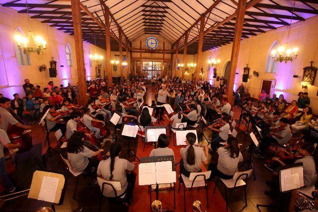 Orquesta Sinfónica Infantil