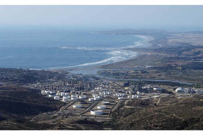 central a gas natural Nueva ERA