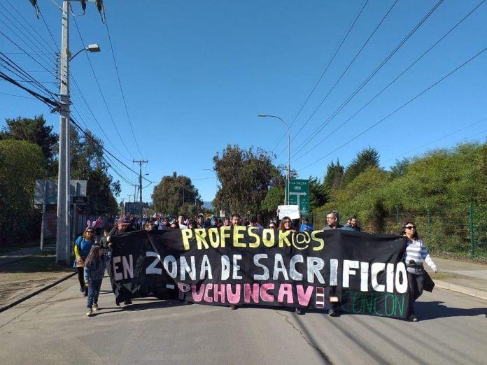profesores en Puchuncaví