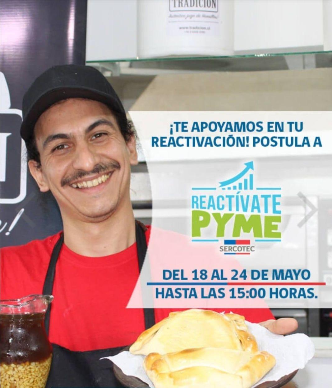 reactívate Pyme