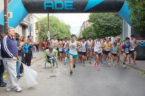 Con la maratón \
