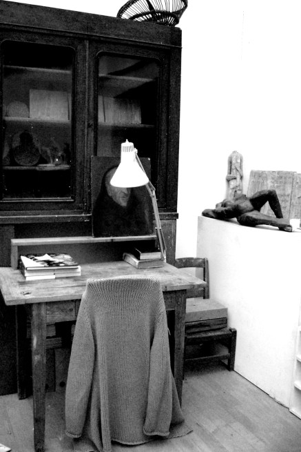 Atelier de Pierre de Grauw
