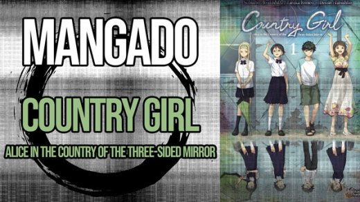 La Bande Animée - Mangado - 516 - Country Girl - Alice in the country of the three-sided mirror