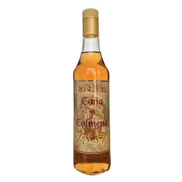 ron miel honey rum