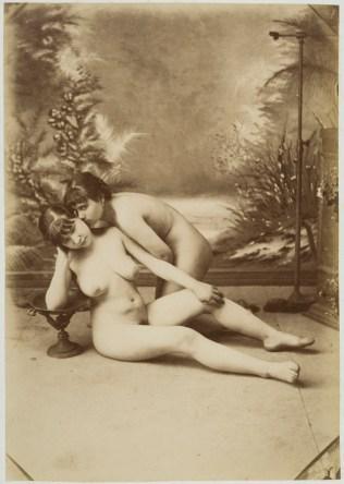 Nus c. 1870