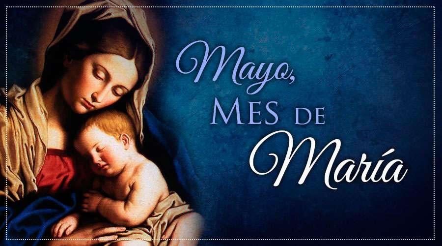 Mes de Mayo, mes de María