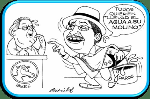 Caricatura de Asrúbal.