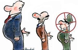 Imagen de runrun.es 'Fuera los corruptos II'.