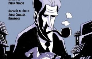 Portada del cómic Un hombre muerto a puntapiés