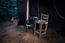 En este estado se encuentra actualmente la estación de policía de Batata, 35 uniformados velan día y noche por la seguridad de este pueblo que aun vive la violencia, esta vez, por parte de otros grupos insurgentes como el llamado Clan del golfo o Los urabeños.