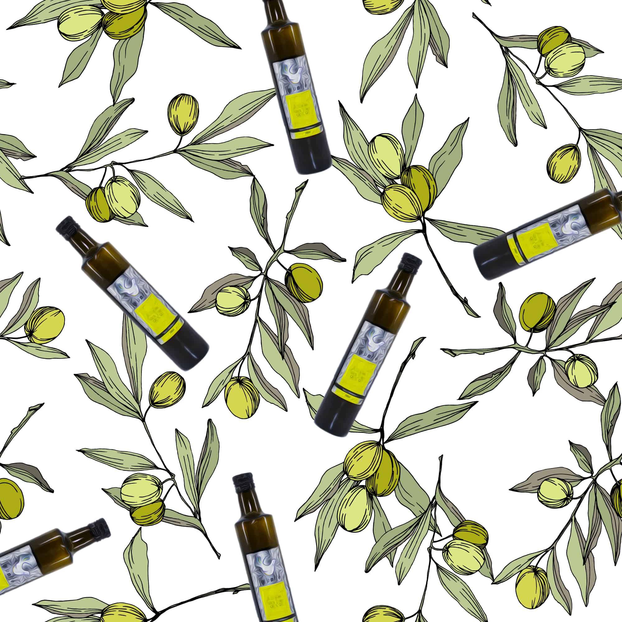 Australian certified extra virgin olive oil – 100%